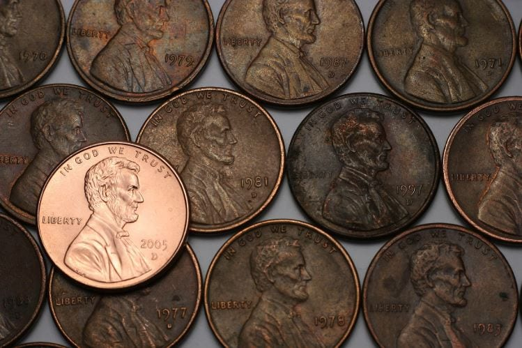 Como limpiar monedas de plata sin dañarlas