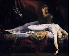 Higiene del sueño en ingles